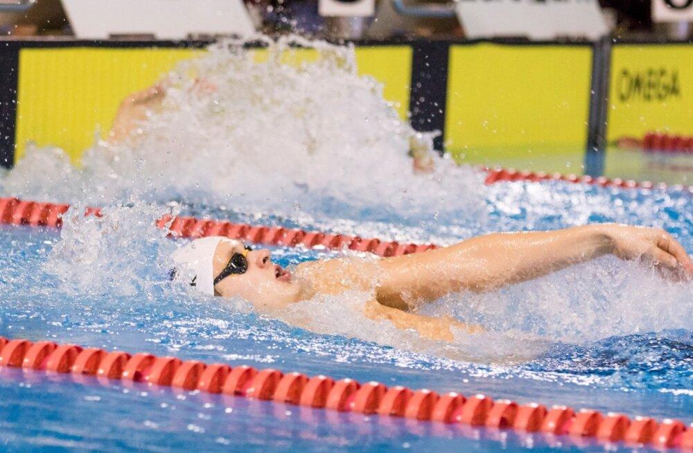 Ujumise lühiraja meistrivõistlused