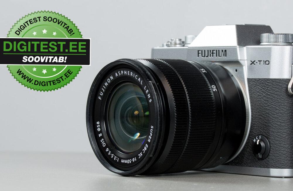2644587dd19 Digitest.ee: Fujifilm X-T10 – võimeka sisuga kompaktne ...