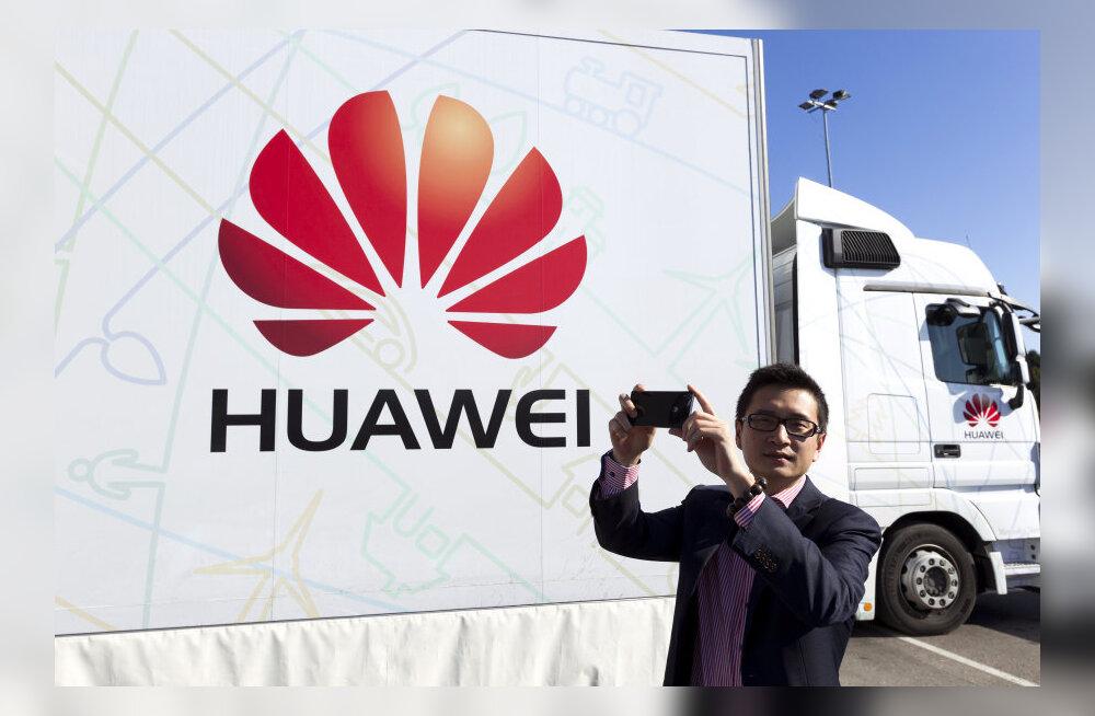 5G-võrke juba arendatakse – Huawei tutvustas Eestis andmeside tulevikku