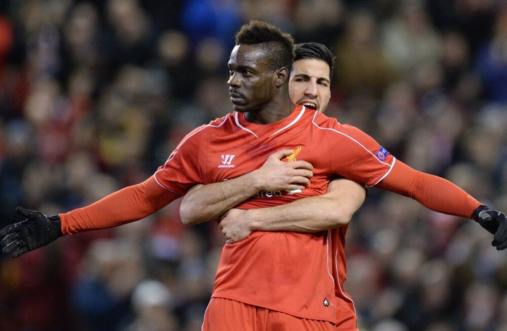 Mario Balotelli, Emre Can