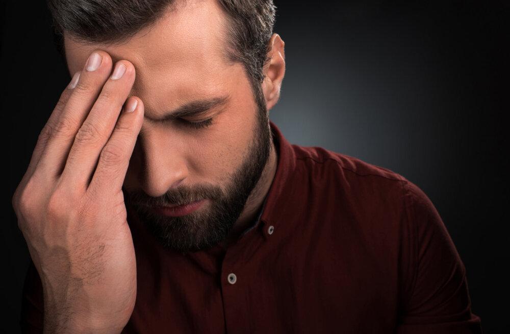 Alkeemia lugemisnurk   Ka mehed nutavad: depressioon võib tabada meist igaüht
