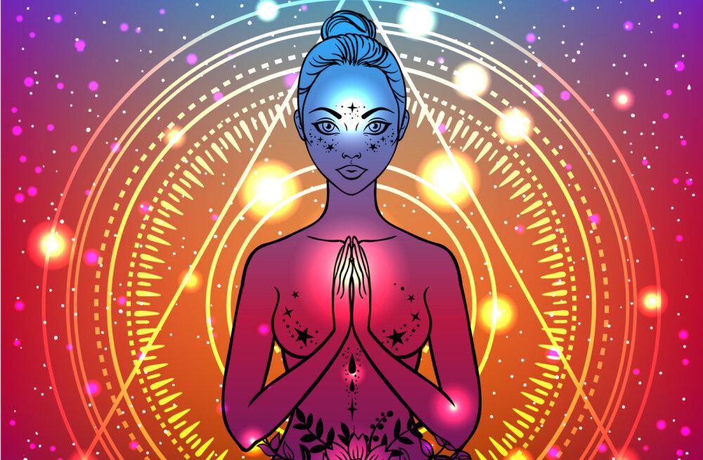 Palve vägi, kohaloleku ja loomise kunst