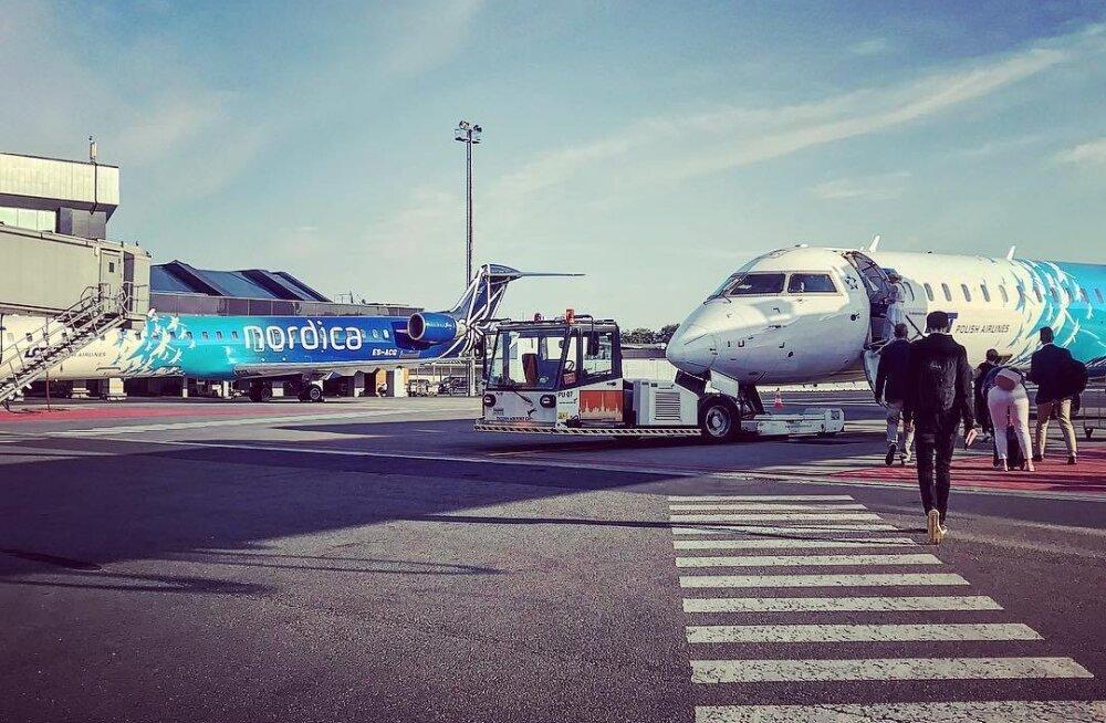 Tallinna lennujaam tunnistati Euroopa parimaks