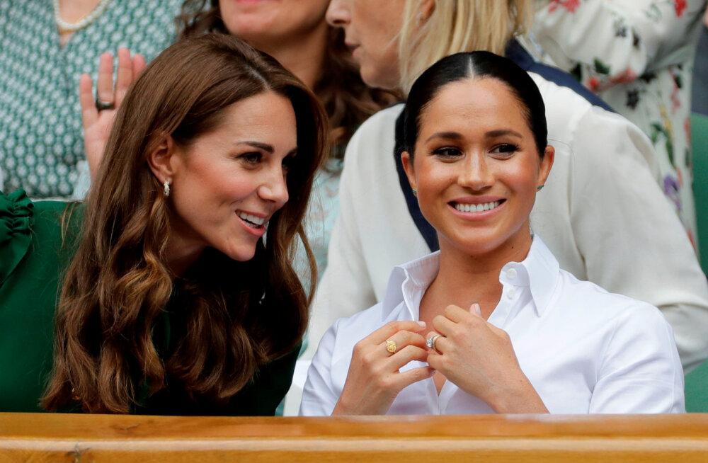 Kuninglikud reeglid ehk miks ei tohi Catherine ja Meghan olla samal ajal rasedad?