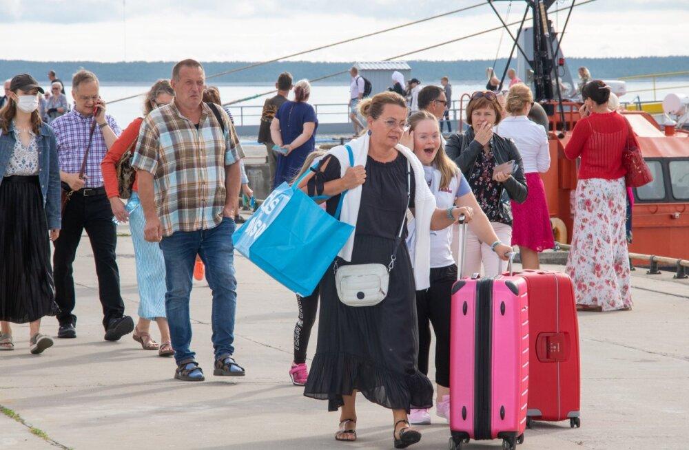 Туристический сектор Эстонии просит помощи, но правительство пока не уверено в ее целесообразности