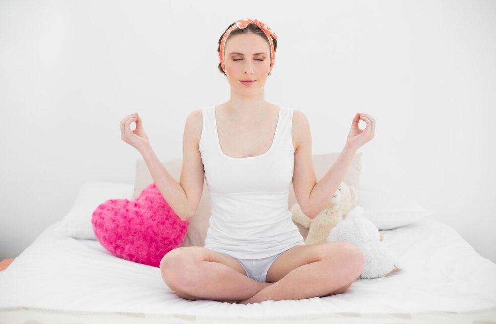 Lihtne meditatsioon algajale: näpunäiteid meeleteadlikkuse harjutamiseks