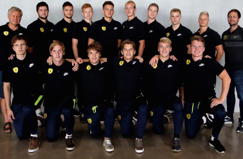 HC Tallinn sai Leedu käsipalliturniiril väärt kogemusi