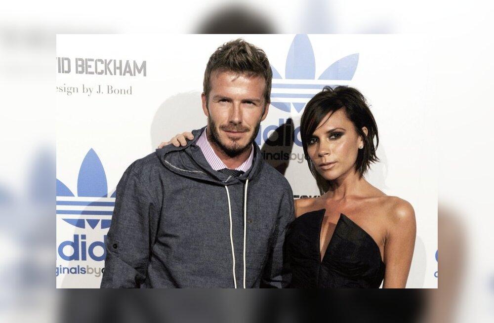 Mida kingib Victoria Beckham Davidile jõuludeks?