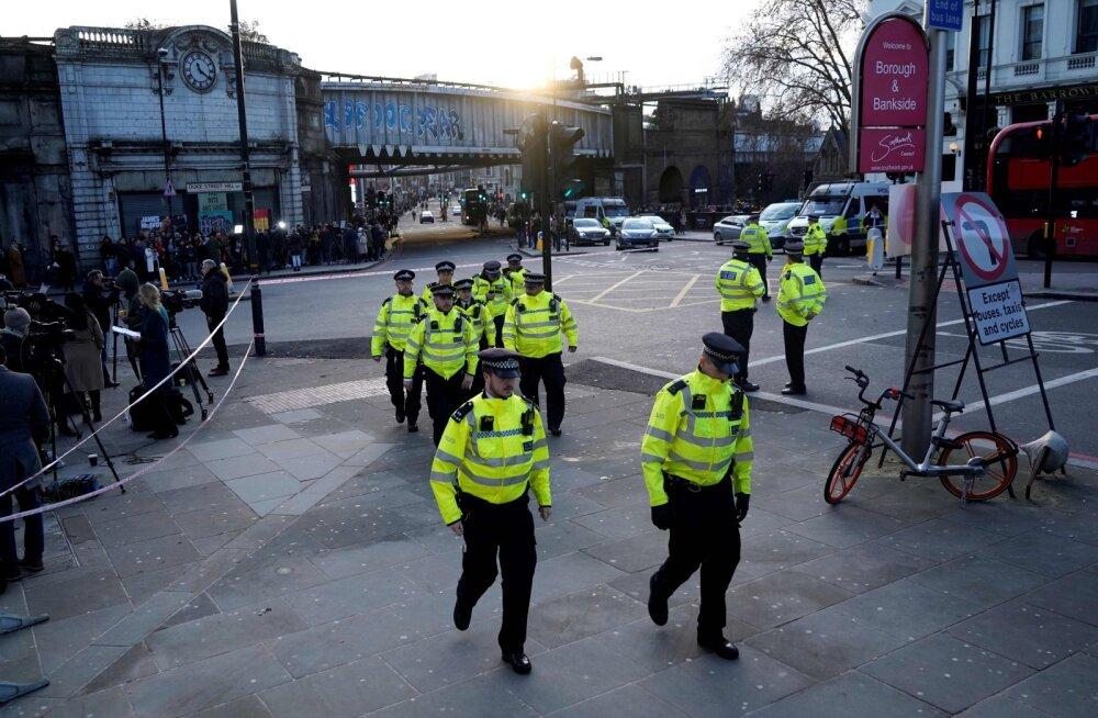 London Bridge'i rünnak pani britte terroristide ennetähtaegset vabastamist üle vaatama