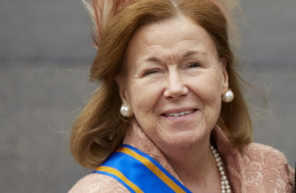 Madalmaade printsess Christina kaotas võitluse raske haigusega: jääme austama neid rohkeid ilusaid mälestusi temaga
