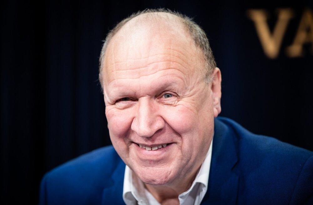 Mart Helme valitsuse pressikonverentsil 21.11.2019