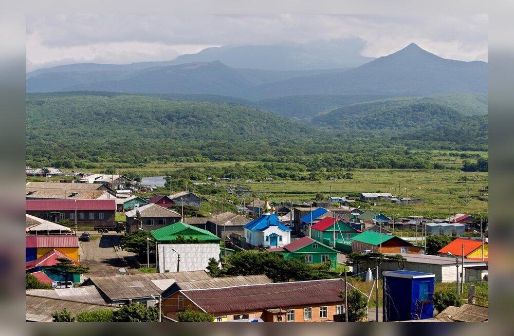 Vene armee uurib teateid sõdurite nälgimise kohta Kuriili saartel