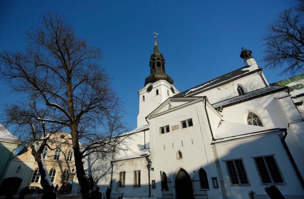 EV 95 Jumalateenistus Toomkirikus