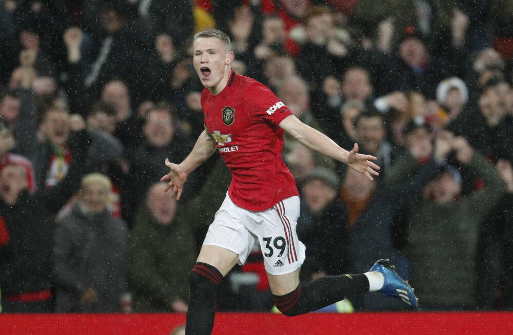 Manchester Unitedi keskväljamootor sidus koduklubiga tuleviku pikemaks ajaks