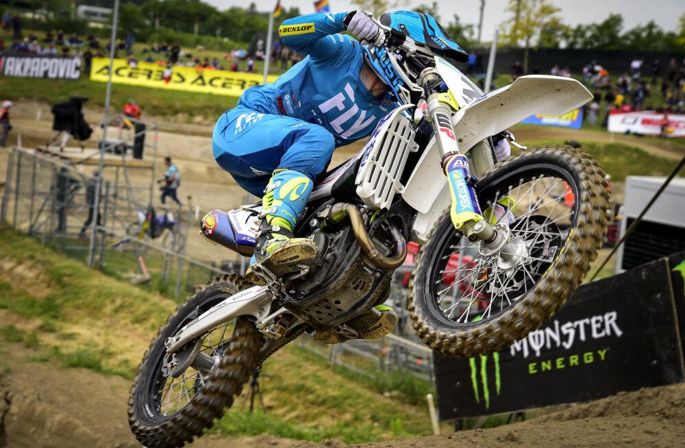 Motokrossi MM-il on stardis kõigi Balti riikide sportlased, teiste seas ka vanameister Leok