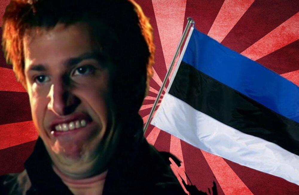 Ameerika filmid ja seriaalid, kus on mainitud Eestit