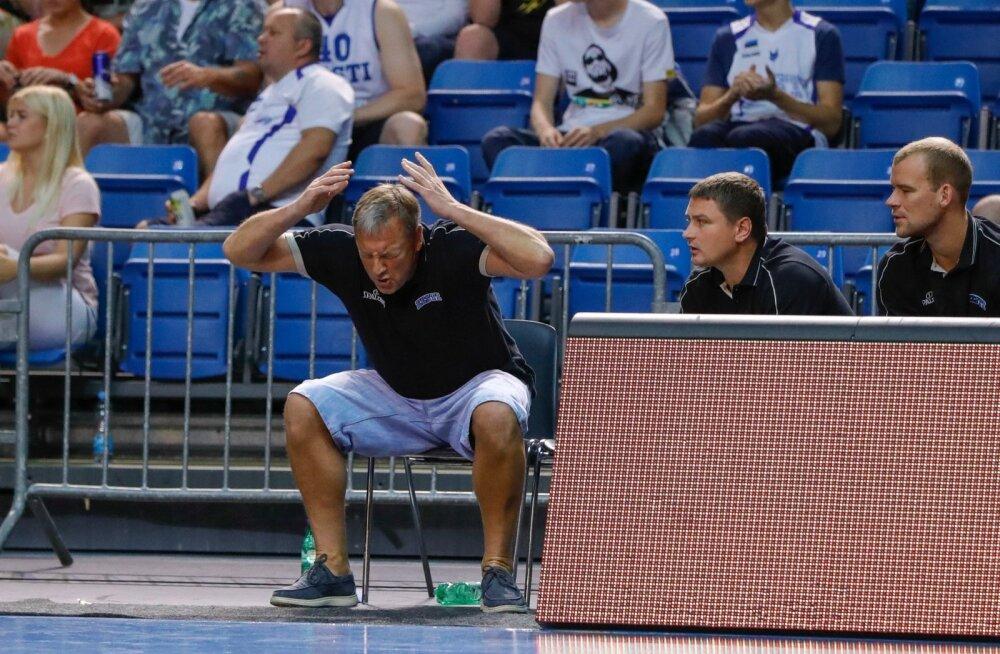 Korvpall Eesti vs Kosovo