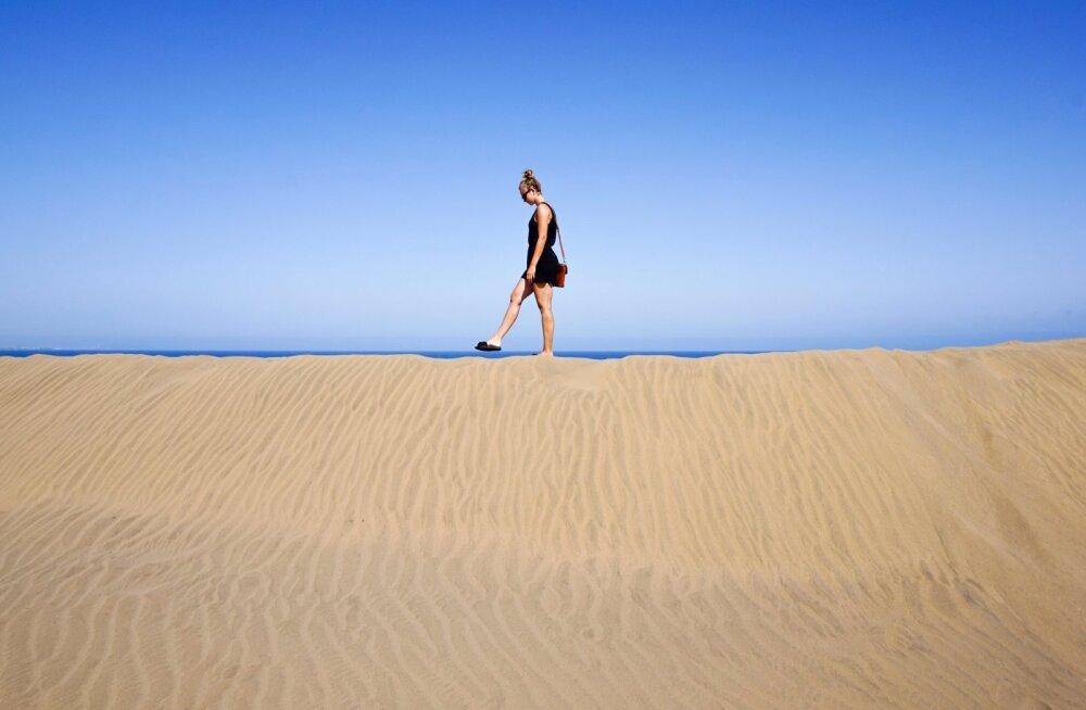 PÕGENE TALVE EEST | Pakkumine selleks nädalaks Gran Canariale: edasi-tagasi otselend Helsingist 85 eurot!