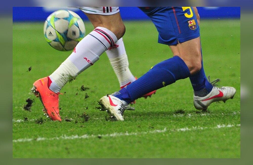 Barcelona esitas San Siro staadioni muru kohta kaebuse