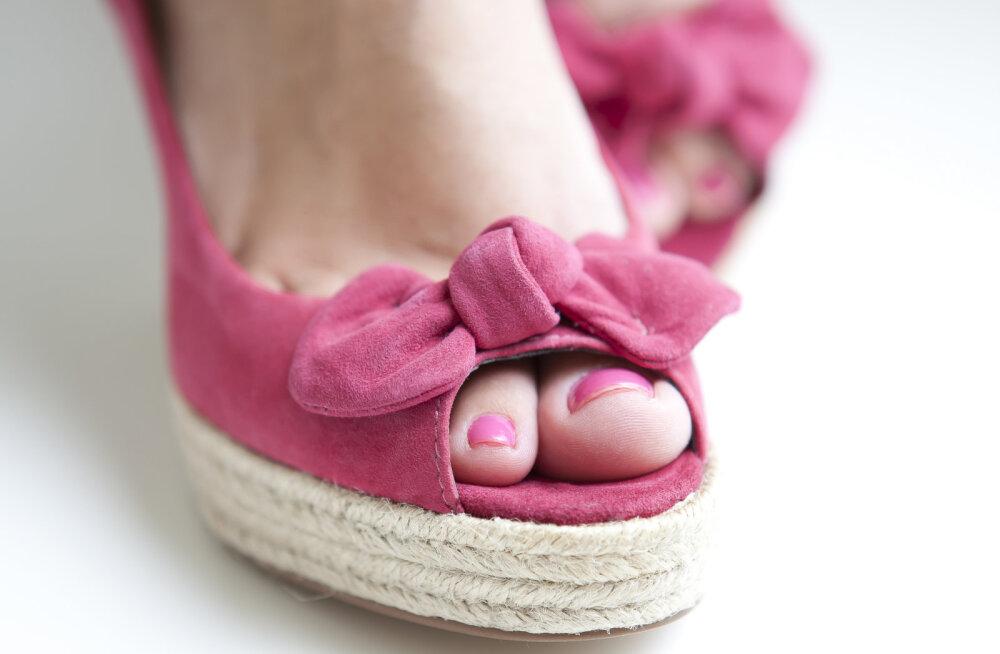 Hooldus, mida su jalad vajavad ja ohud, millest peaksid teadlik olema