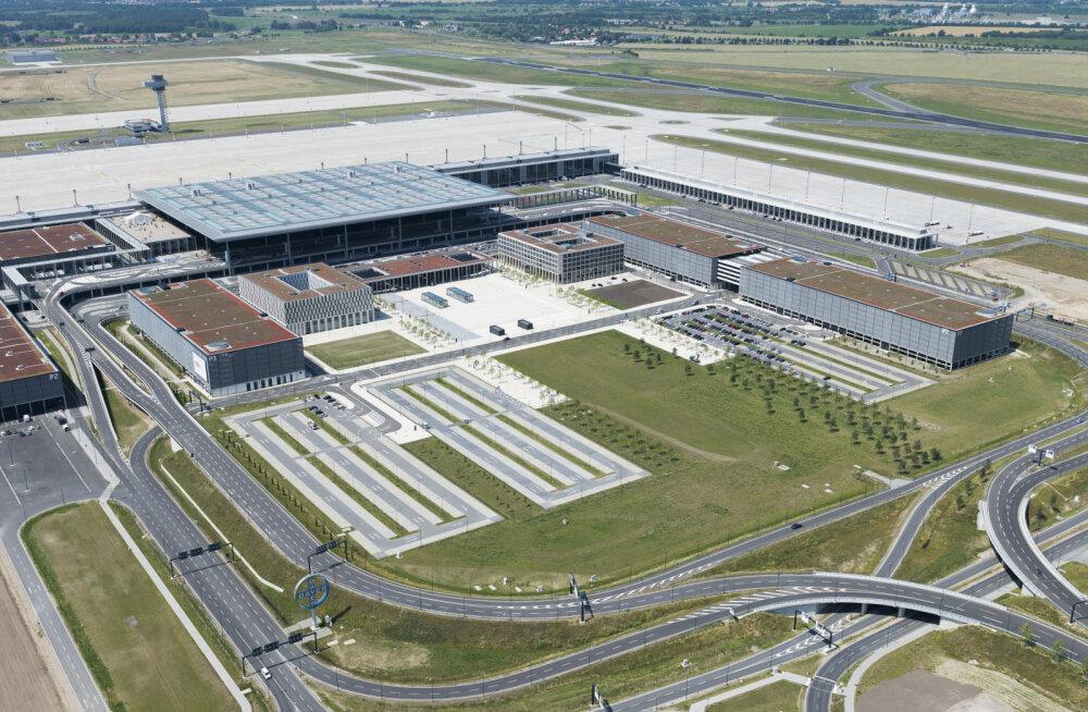 Berliini uut lennujaama saadab lõputu ebaõnn