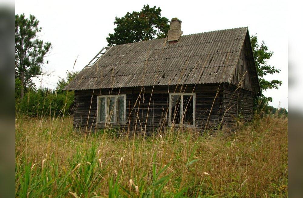 Eestile ei sobi maa- ega kinnisvaramaks