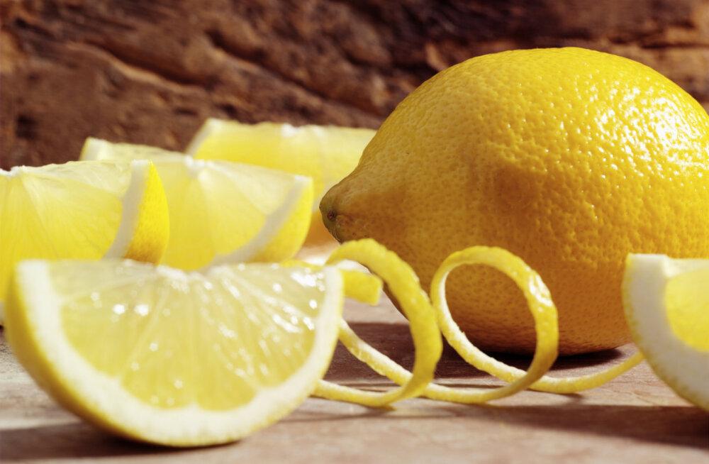 45 tervendavat ja hõrku põhjust sidruni armastamiseks