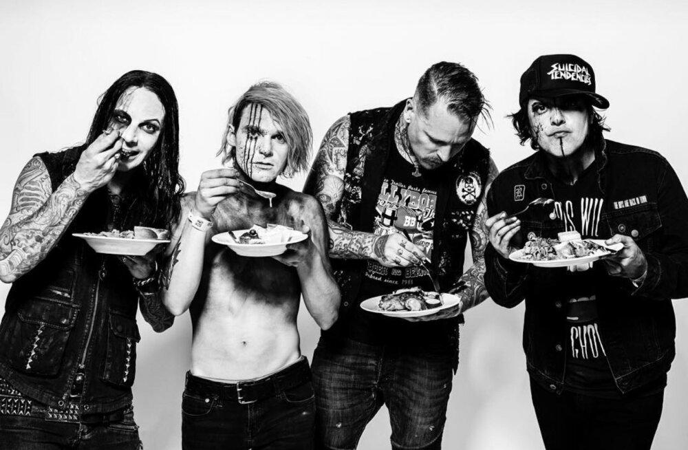Combichrist naaseb Eestisse uut albumit esitlema