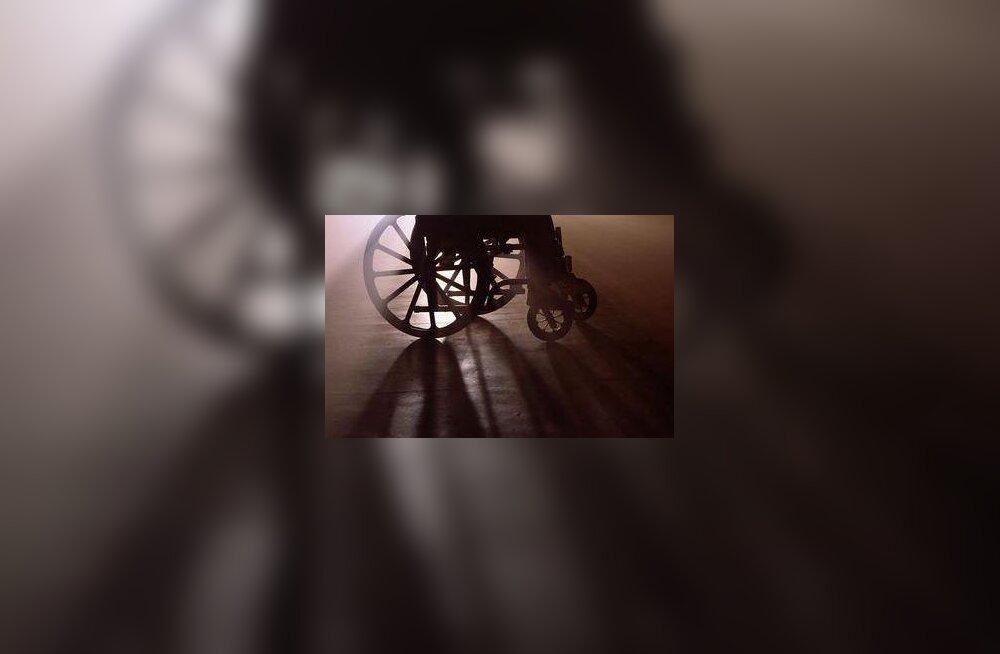 ratastool, invaliid