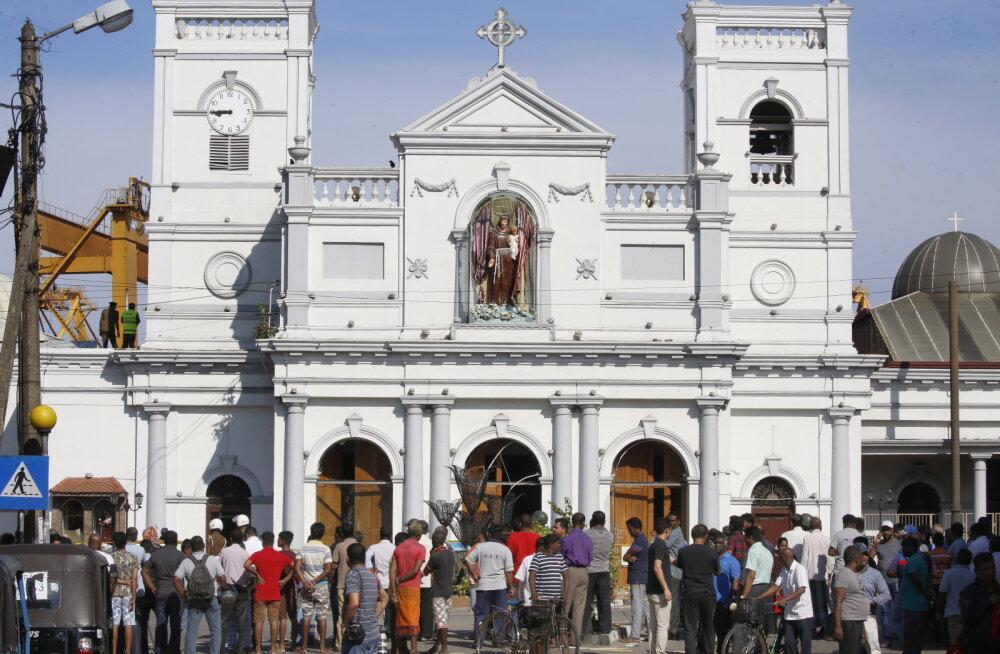 Sri Lankal toimus veel üks plahvatus ja leiti 87 pommisütikut
