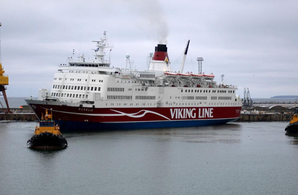 BLRT Grupp в сжатые сроки осуществило ремонт пассажирского судна Rosella
