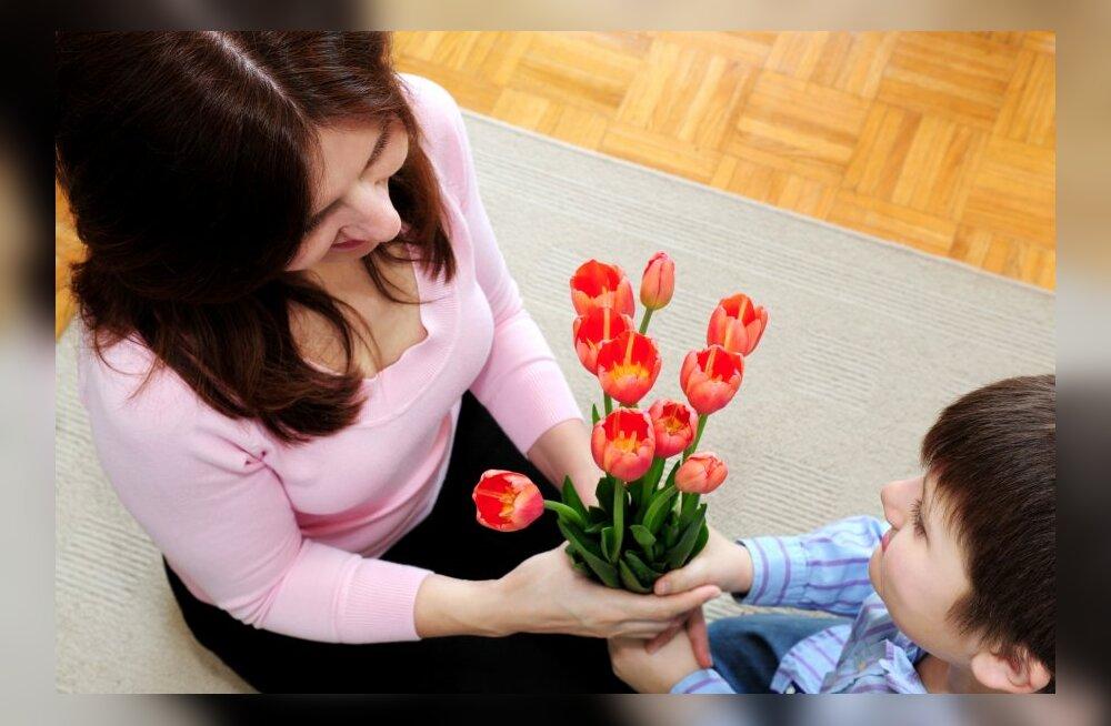 Emadepäeva JUTUVÕISTLUS: minu ema õpetas mulle...