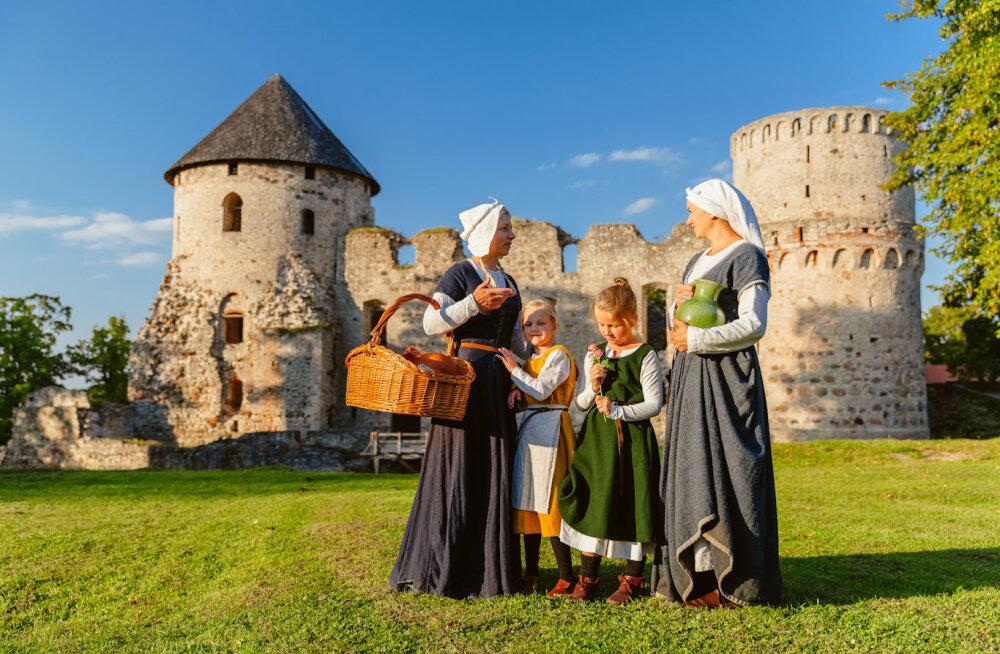 Avasta ajaloolist Lätit | Vidzeme hansalinnad Valmiera, Cesis ja Straupe pakuvad suurepäraseid elamusi