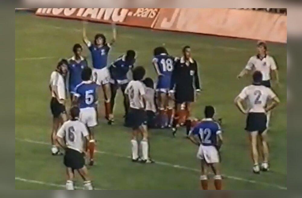 1982. aasta jalgpalli MM-i skandaalne poolfinaal