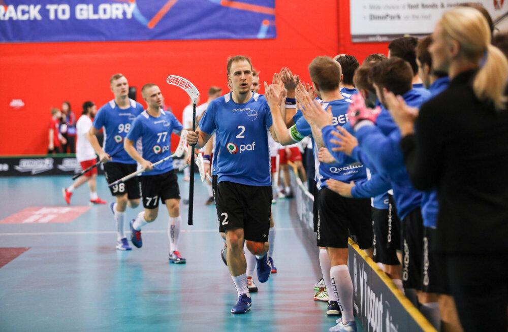 TÄNA | Saalihokikoondise peatreener enne 9. koha mängu: saame Slovakkiast jagu ainult siis, kui keskendumine on täppis