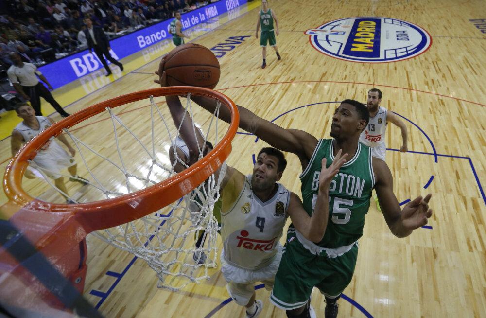 Real vs Celtics