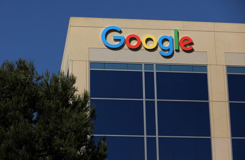 """Google vallandas naiste vähesust Silicon Valleys """"bioloogiliste põhjustega"""" selgitanud töötaja"""