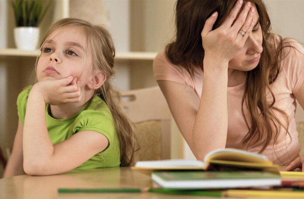 Selline ema kasvatab lapse, kes nõuab üha enam tähelepanu ja peab end maailma nabaks