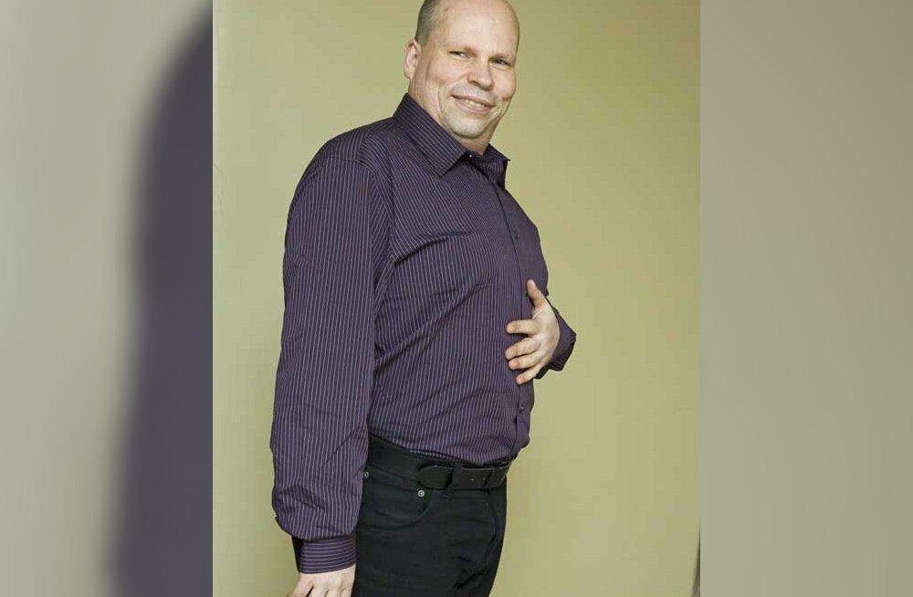 2008. aasta võitjad: Haiglajuht Peep Põdder kaotas mõne kuuga 40 kilo
