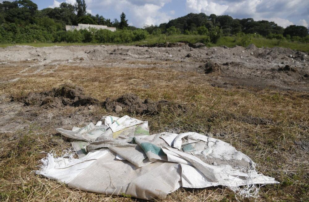 Mehhikos leiti kaevust pea poolsada tükeldatud laipa