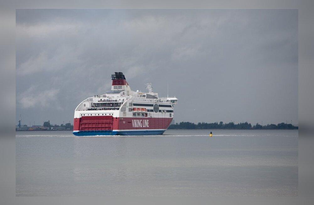 Viking Line: võimalik kaubaveo toetusstreik Soomes ei mõjuta reisijatevedu