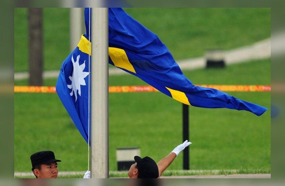 Eesti sõlmis diplomaatilised suhted Nauruga