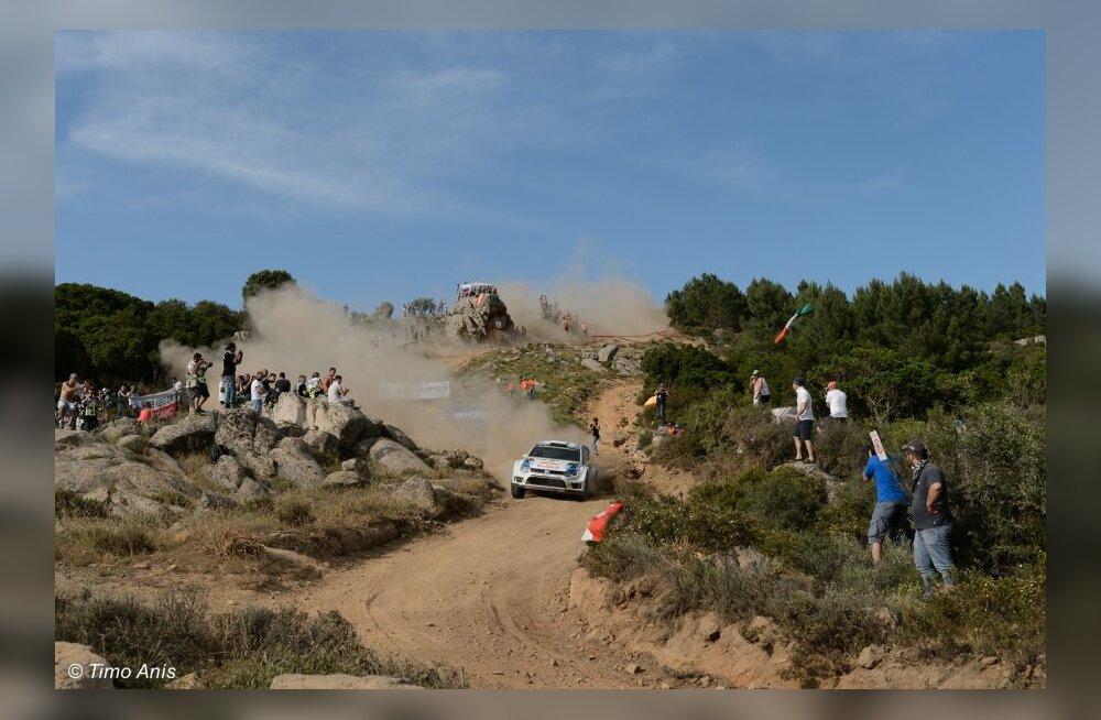 Sardiinia autoralli etapp