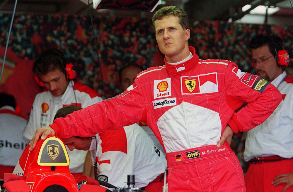 Uus lootus: Michael Schumacher läheb operatsioonile