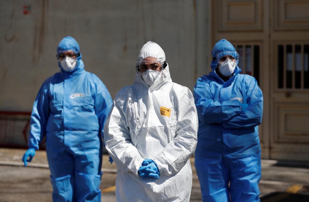 Itaalia rangeid liikumispiiranguid kavatsetakse pikendada 13. aprillini