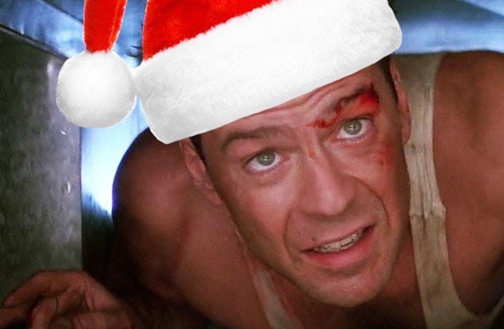 Jõulunädala filmi - ja seriaalisoovitused: mida vaadata ja kust?