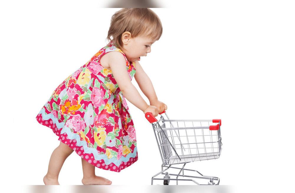 Uuring: perekonnal kulub ühe lapse peale keskmiselt 280 eurot kuus, enim beebidele