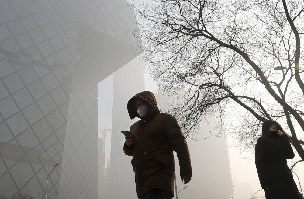 Pekingis on õhk nii saastunud, et inimesi hakatakse spetsiaalselt loodavasse uude linna suunama