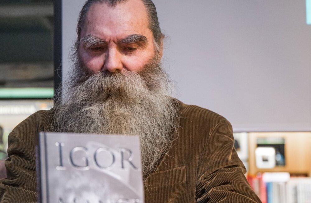 Igor Mangi elu