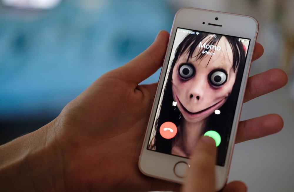 Sotsiaalmeedias ringleb uus lapsi hirmutav ähvardusmäng